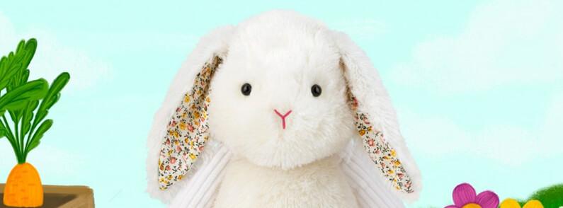 Rosemary the Rabbit Scentsy Buddy