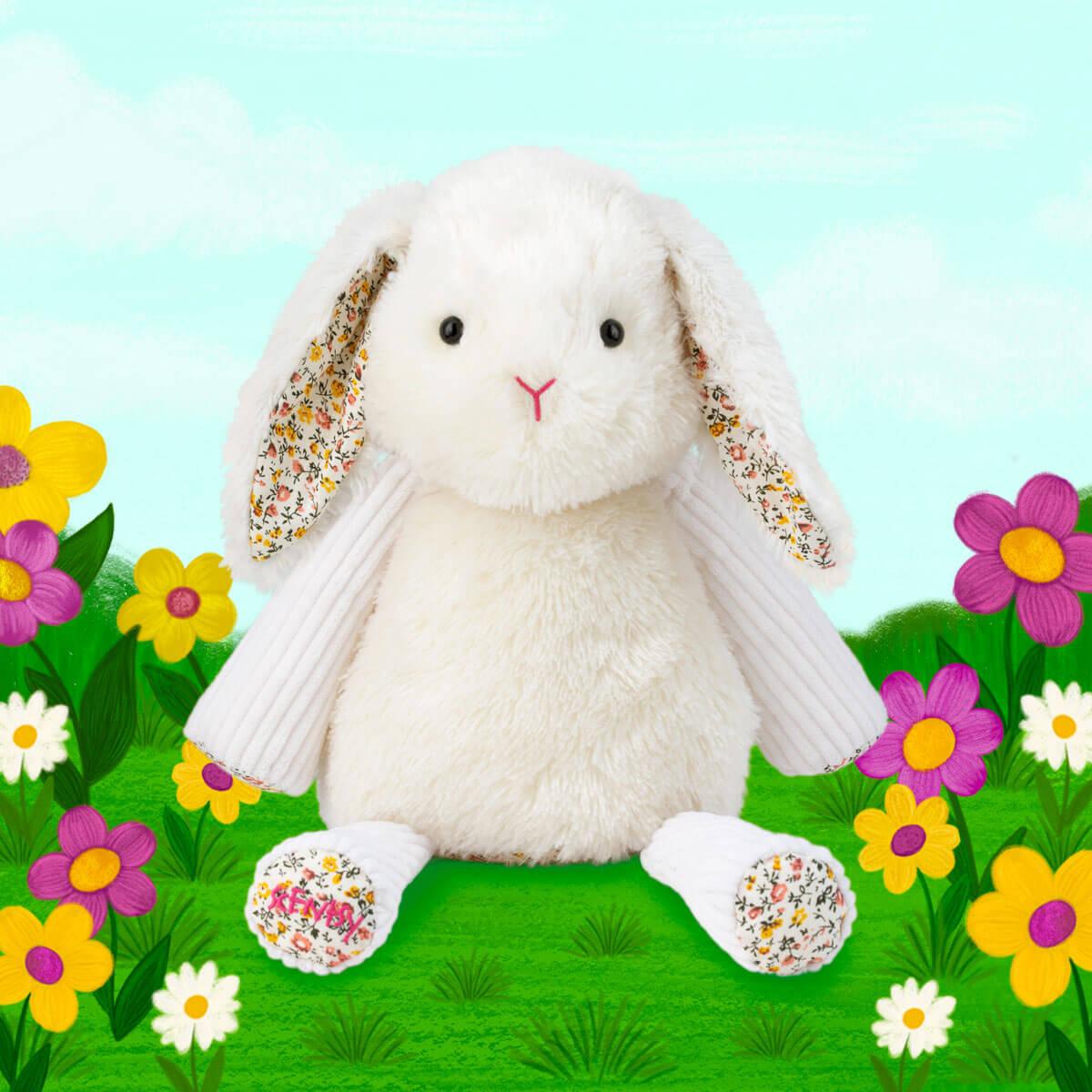 Rosemary The Rabbit
