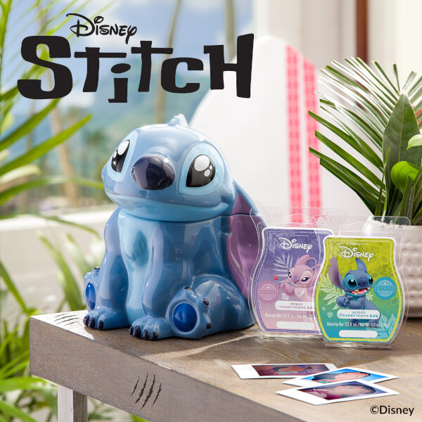 Stitch - Scentsy Warmer