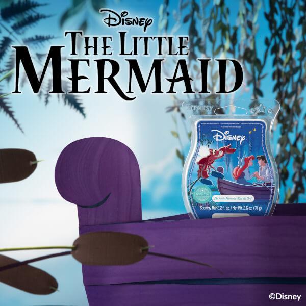 The Little Mermaid Kiss the Girl