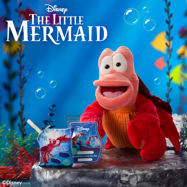 The Little Mermaid Sebastian