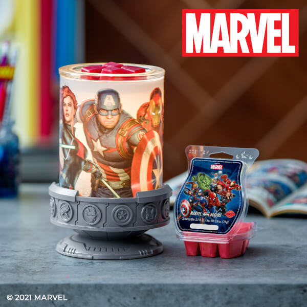 Marvel Warmer