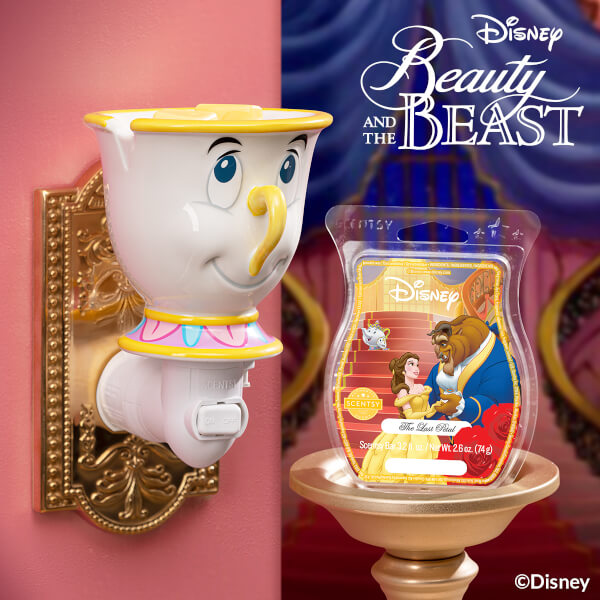 Beauty and the Beast - Chip - The Last Petal