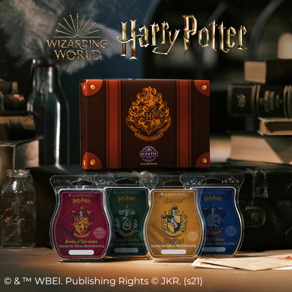 Harry Potter Wax Collection