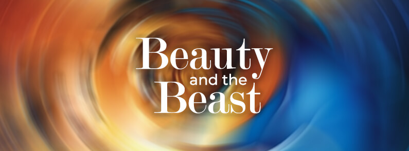 Take a twirl with Disney's Beauty and the Beast!