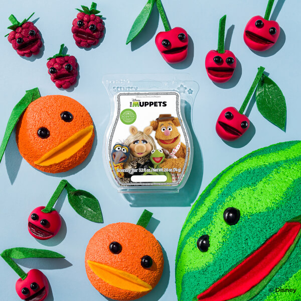 Muppets - Scentsy Bar