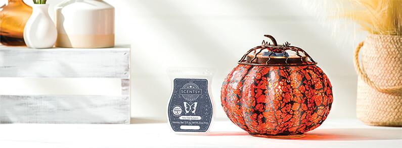 Mosaic Pumpkin & Fairy Tale Pumpkin