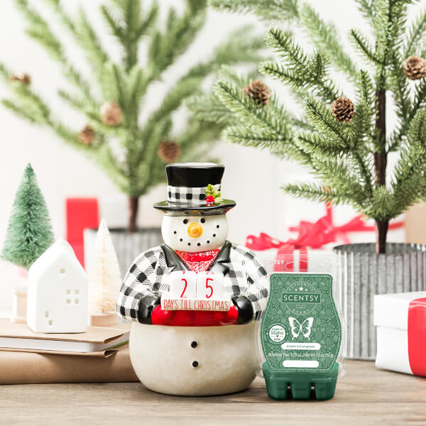 Kickoff to Christmas and Icicles & Evergreen