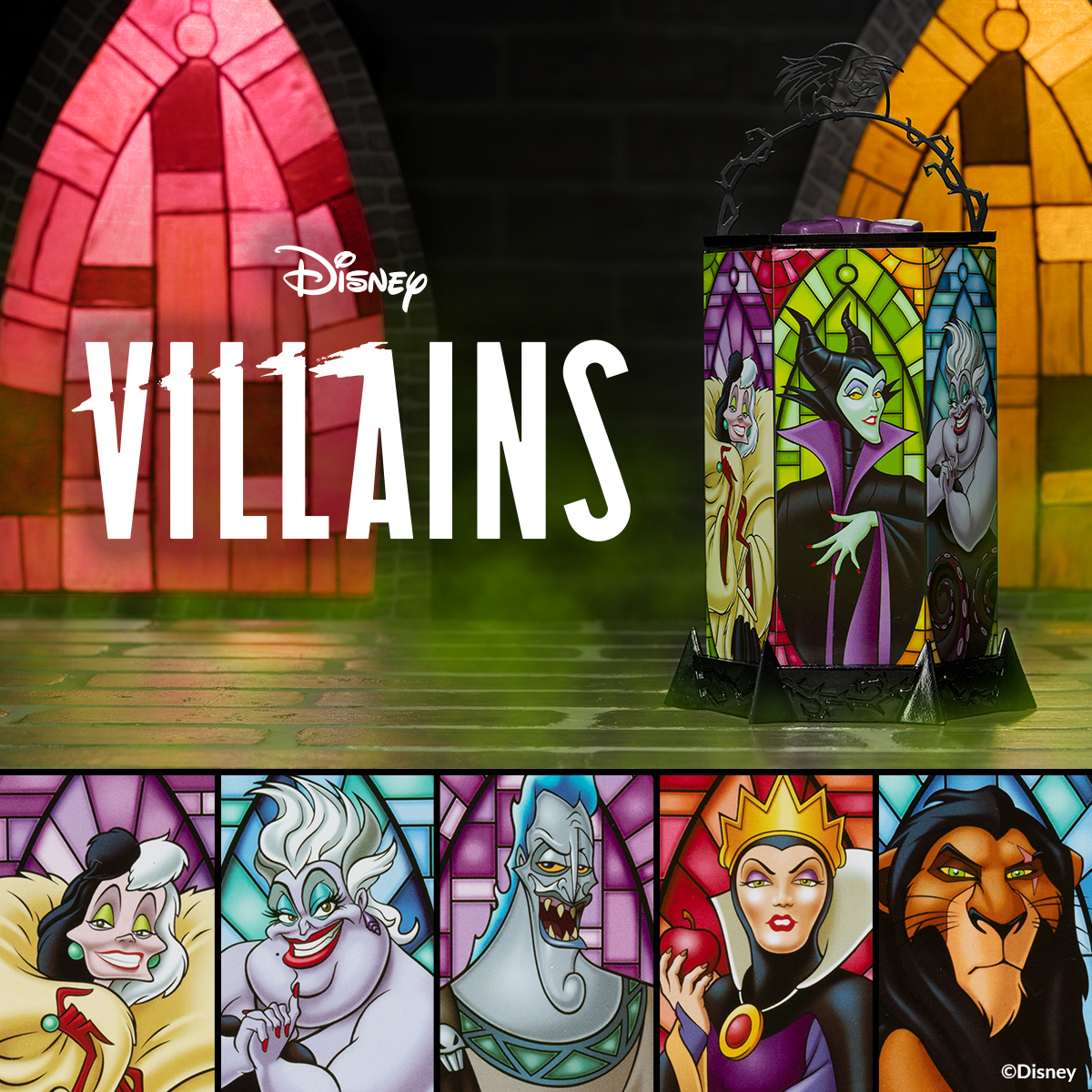 Disney Villains: All the Rage